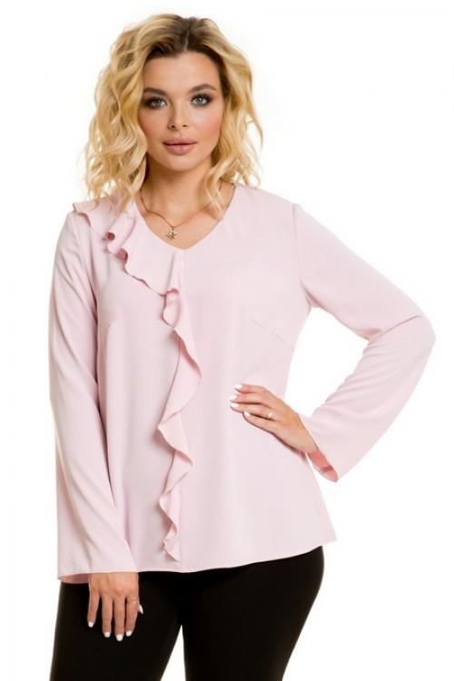 Блузка 924 розовая Novita