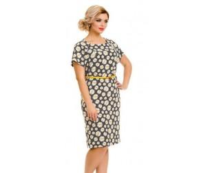 Платье 458 ромашки Novita
