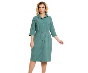 Платье 973 темно-мятное Novita