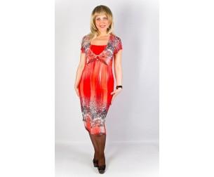 Платье 175 красное Novita