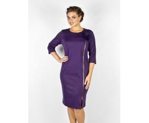 Платье 227 фиолетовое Novita