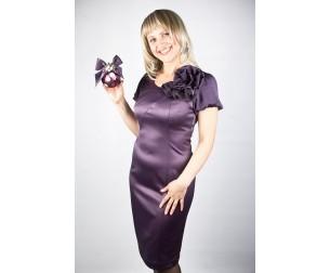Платье 152 фиолетовое Novita