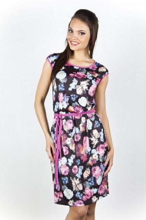 Платье 267 цветы Novita