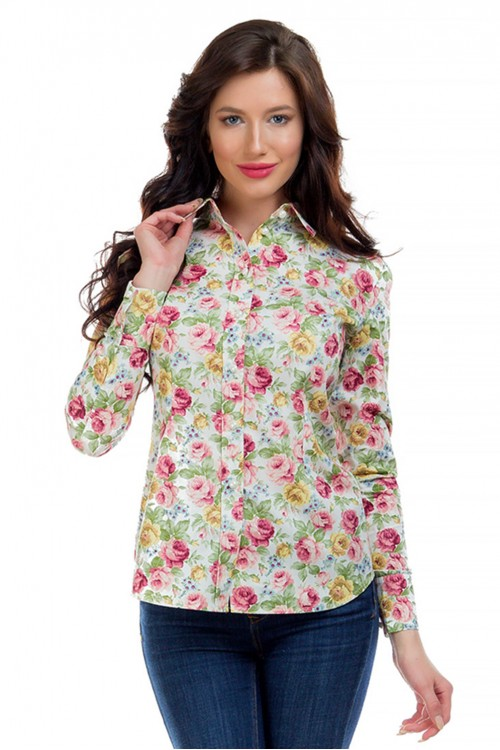 Блузка ЛП-22016 Liza-fashion