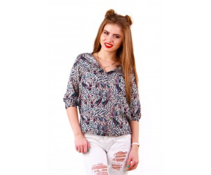 Блузка ЛП-22094 Liza-fashion