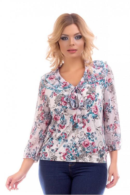 Блузка ЛП-22101 Liza-fashion