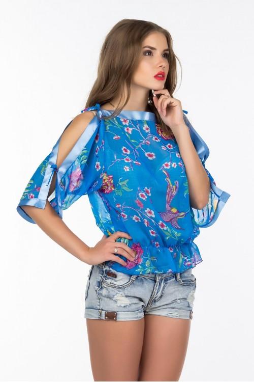 Блуза ЛП-22173 Liza-fashion