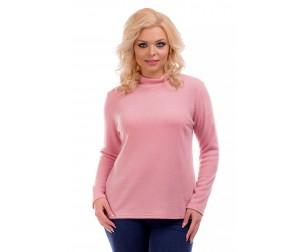 Свитер розовый Liza-fashion