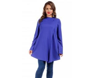 Кардиган синий Liza-fashion