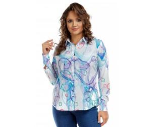 Рубашка ЛП-23041 Liza-fashion