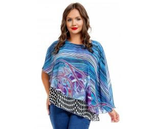 Блуза ЛП23005 Liza-fashion