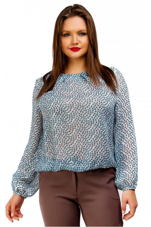 Блуза ЛП23188 Liza-fashion
