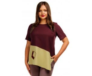Блуза ЛП23199 Liza-fashion