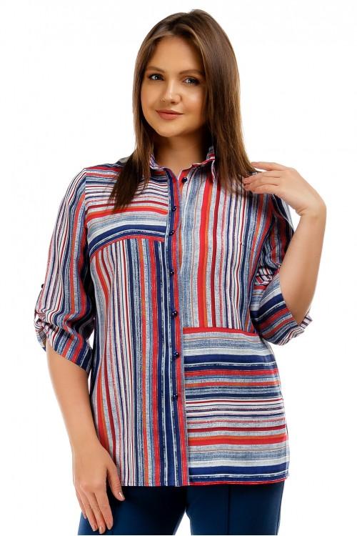 Блуза ЛП23220 Liza-fashion