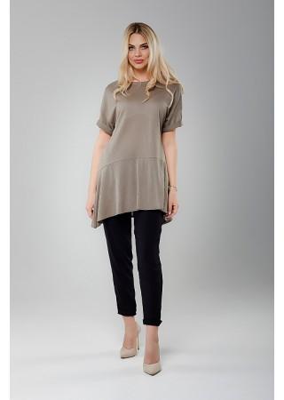 Блуза 2015 хаки Mari-Line