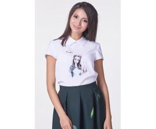 Блузка Лариса №9 Valentina