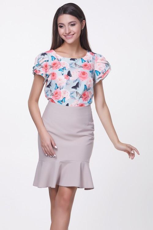 Блузка Мелисса №24 Valentina