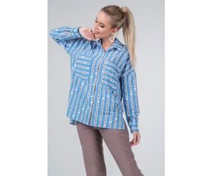 Рубашка Шаде №4 Valentina