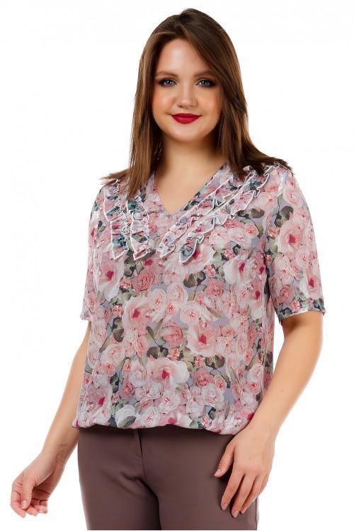 Блуза ЛП23397 Liza-fashion