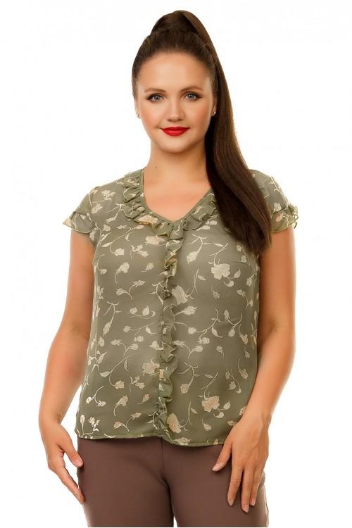 Блуза ЛП23441 Liza-fashion