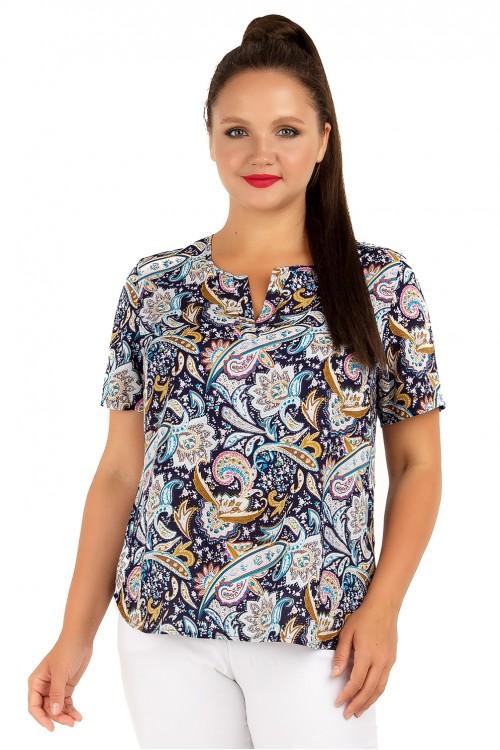 Блуза ЛП23455 Liza-fashion