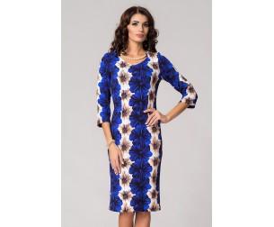 Платье с бусами Be-cara