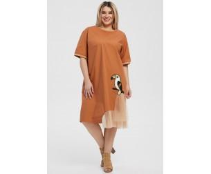 Платье 1191  Luxury Plus
