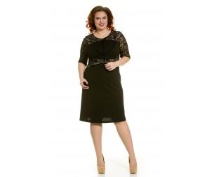 Платье 372 Luxury Plus