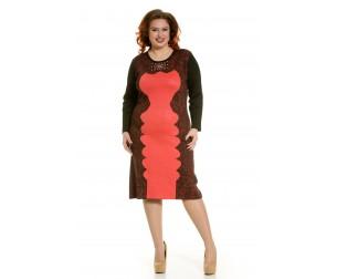 Платье 412 Luxury Plus