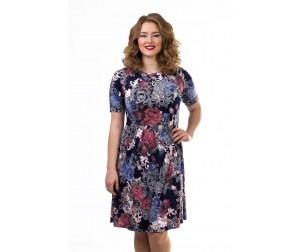Платье ЛП 22076 Liza-fashion