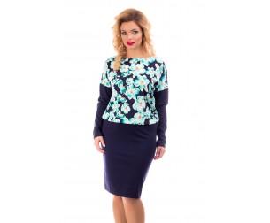 Платье ЛП-22245 Liza-fashion