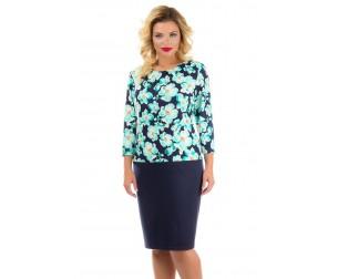 Платье ЛП-22709 Liza-fashion