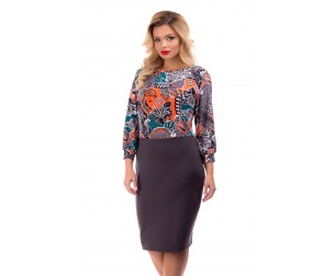 Платье ЛП-33112 Liza-fashion