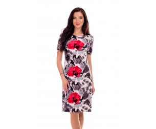 Платье ЛП-33116 Liza-fashion