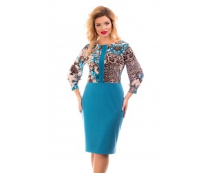 Платье ЛП-33222 Liza-fashion