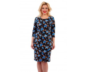 Платье ЛП-3370 Liza-fashion