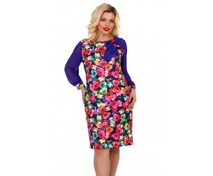 Платье ЛП-3386 Liza-fashion