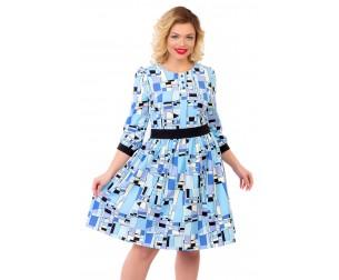 Платье ЛП22806 Liza-fashion