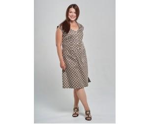 Платье 2251 горох Mari-Line