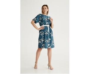 Платье 2341 принт Mari-Line