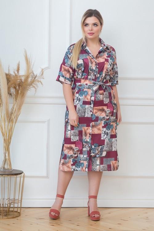 Платье Ингрит №3 Valentina