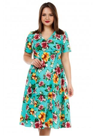 Платье ЛП-33122 Liza-fashion