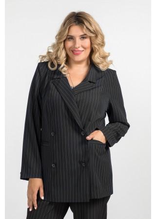 Жакет 971 черный Luxury Plus